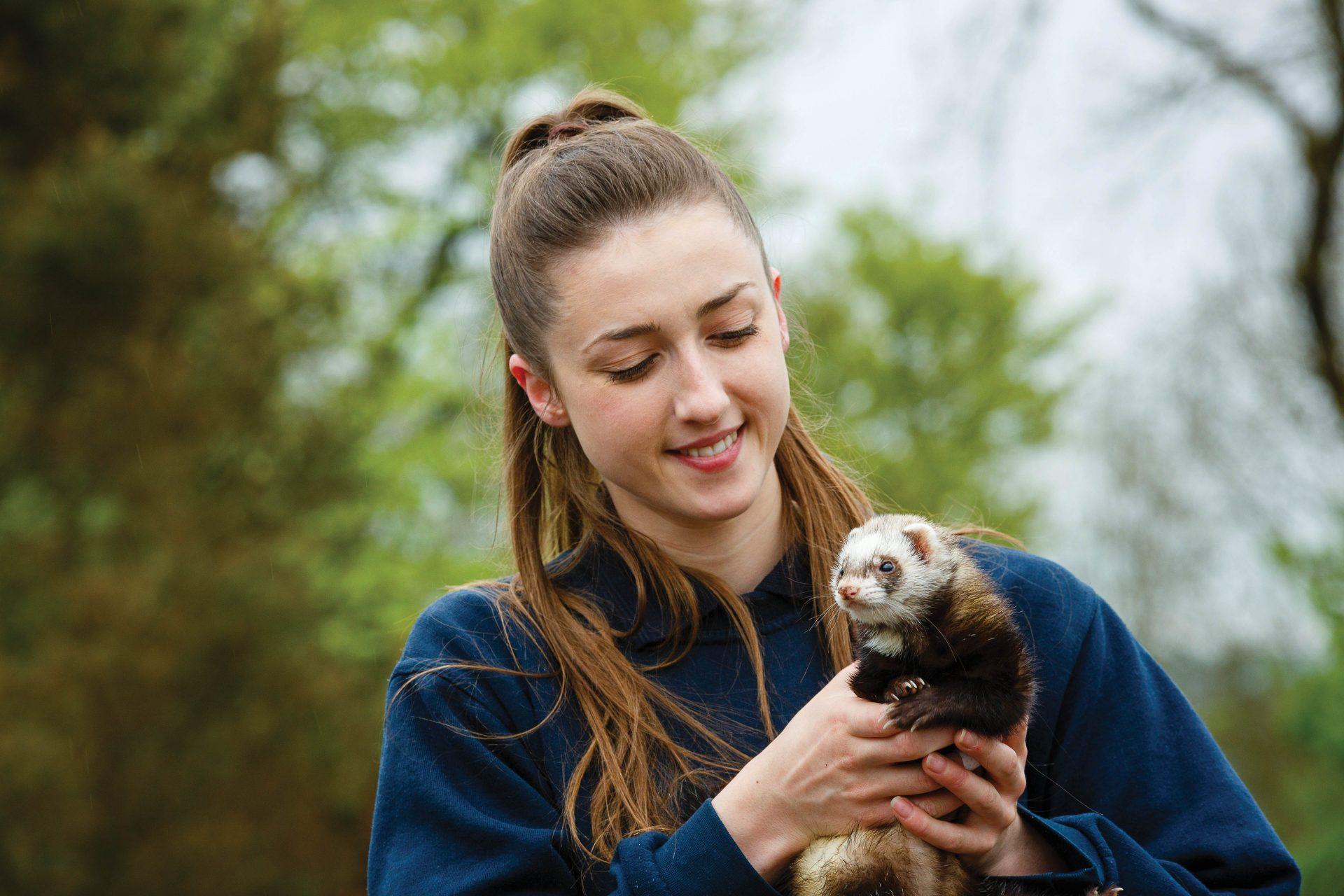 Animal Care Assistant, National Animal Welfare Trust