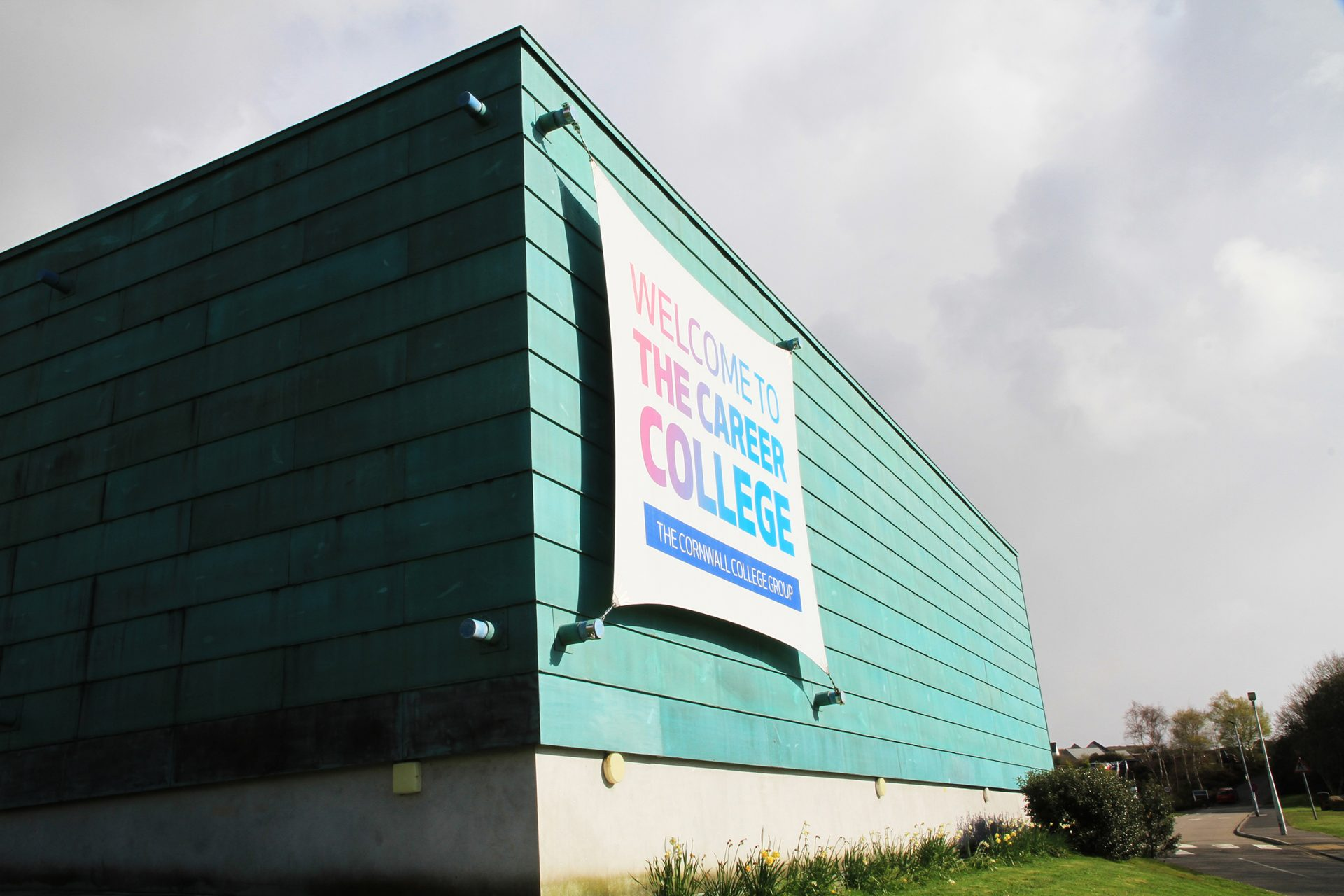 The Keay Theatre at Cornwall College St Austell