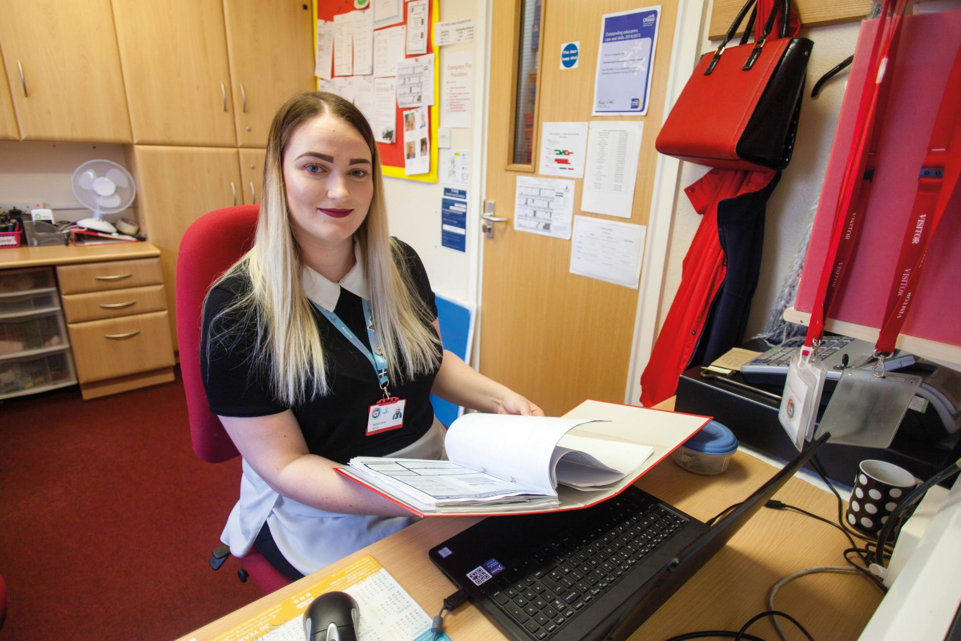 Business Administration Apprentice with Ocean Housing