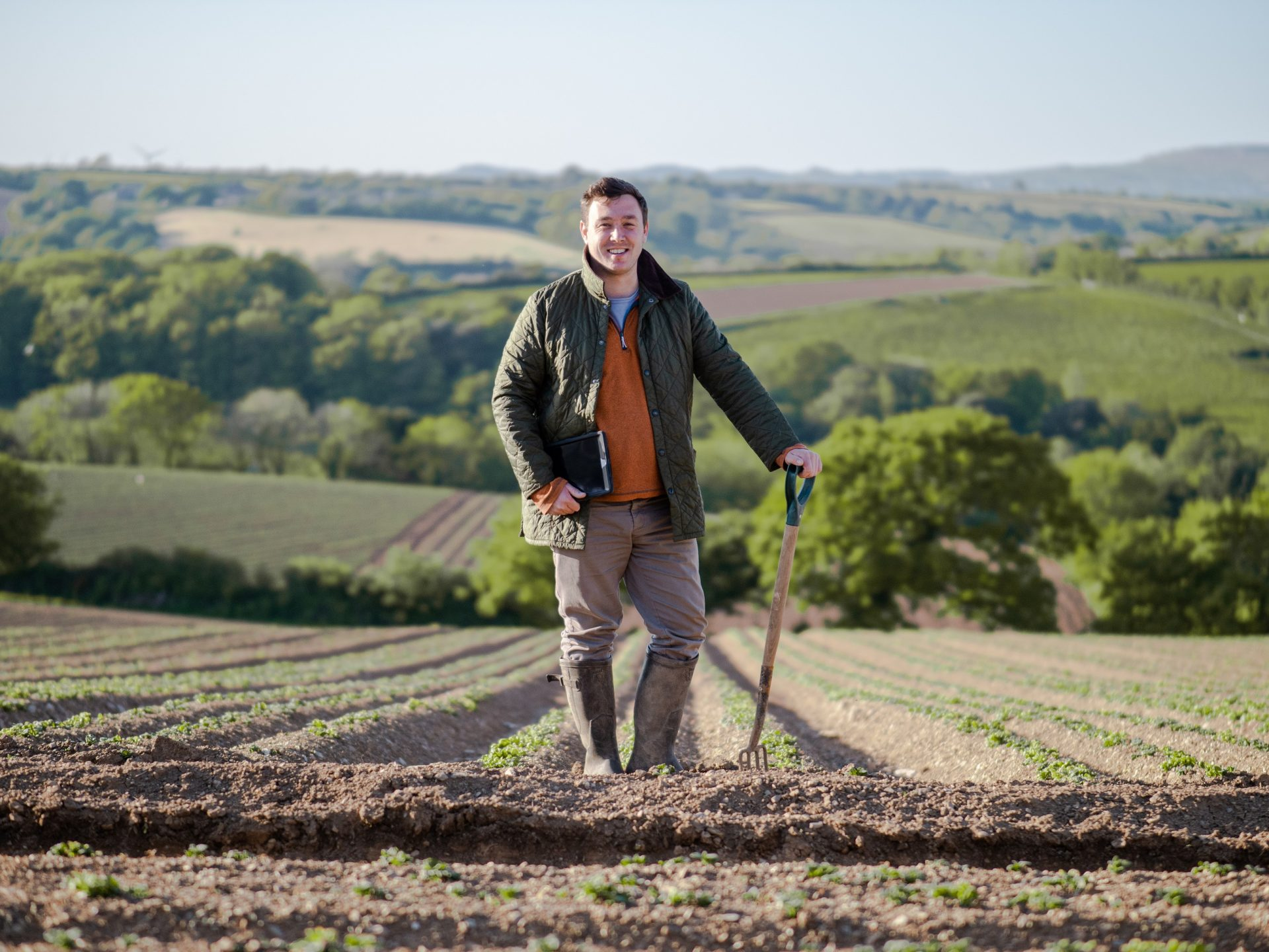 Agriculture Apprentice with M J C Hambly