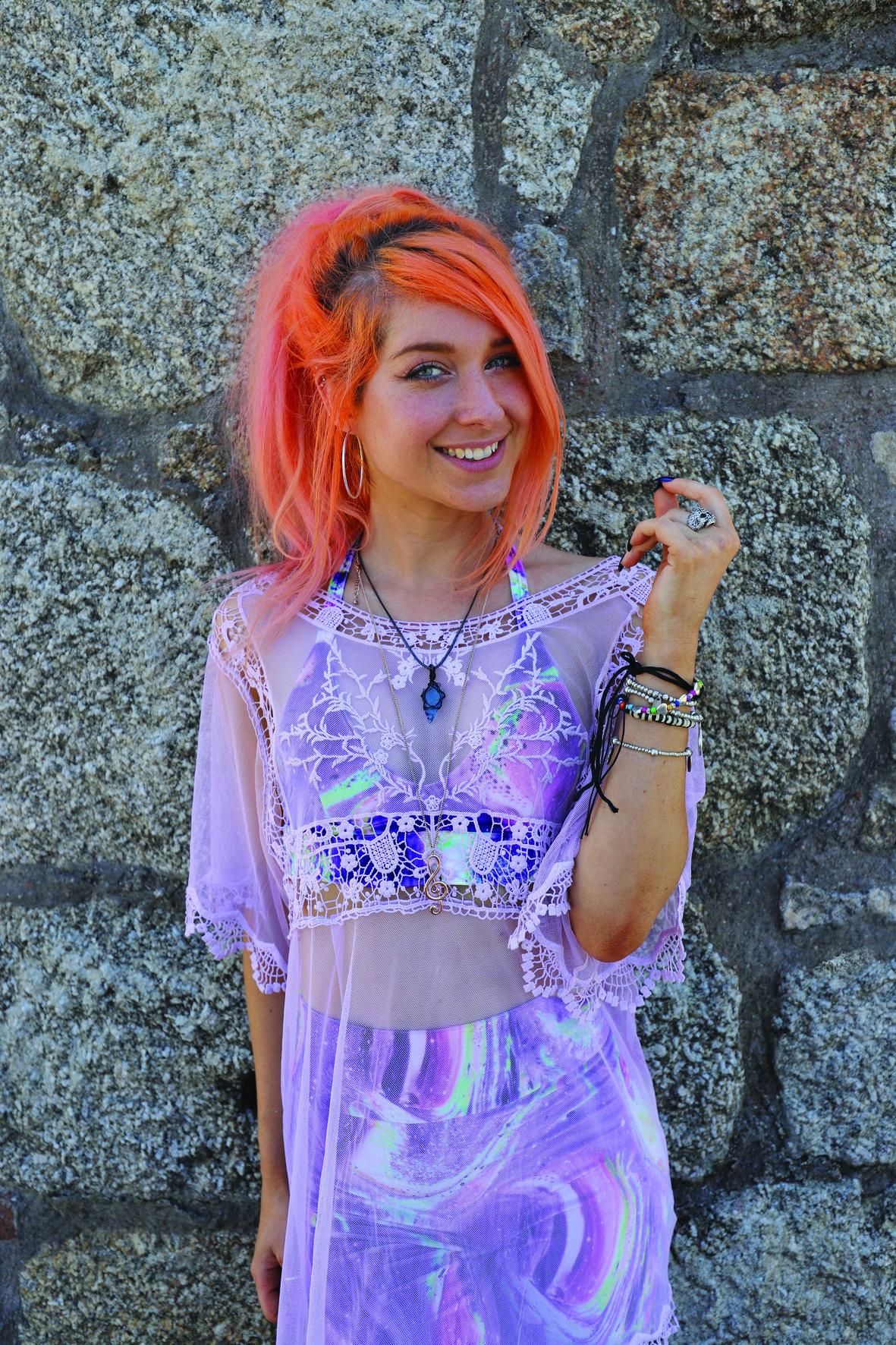 A photo of Alice Vandy