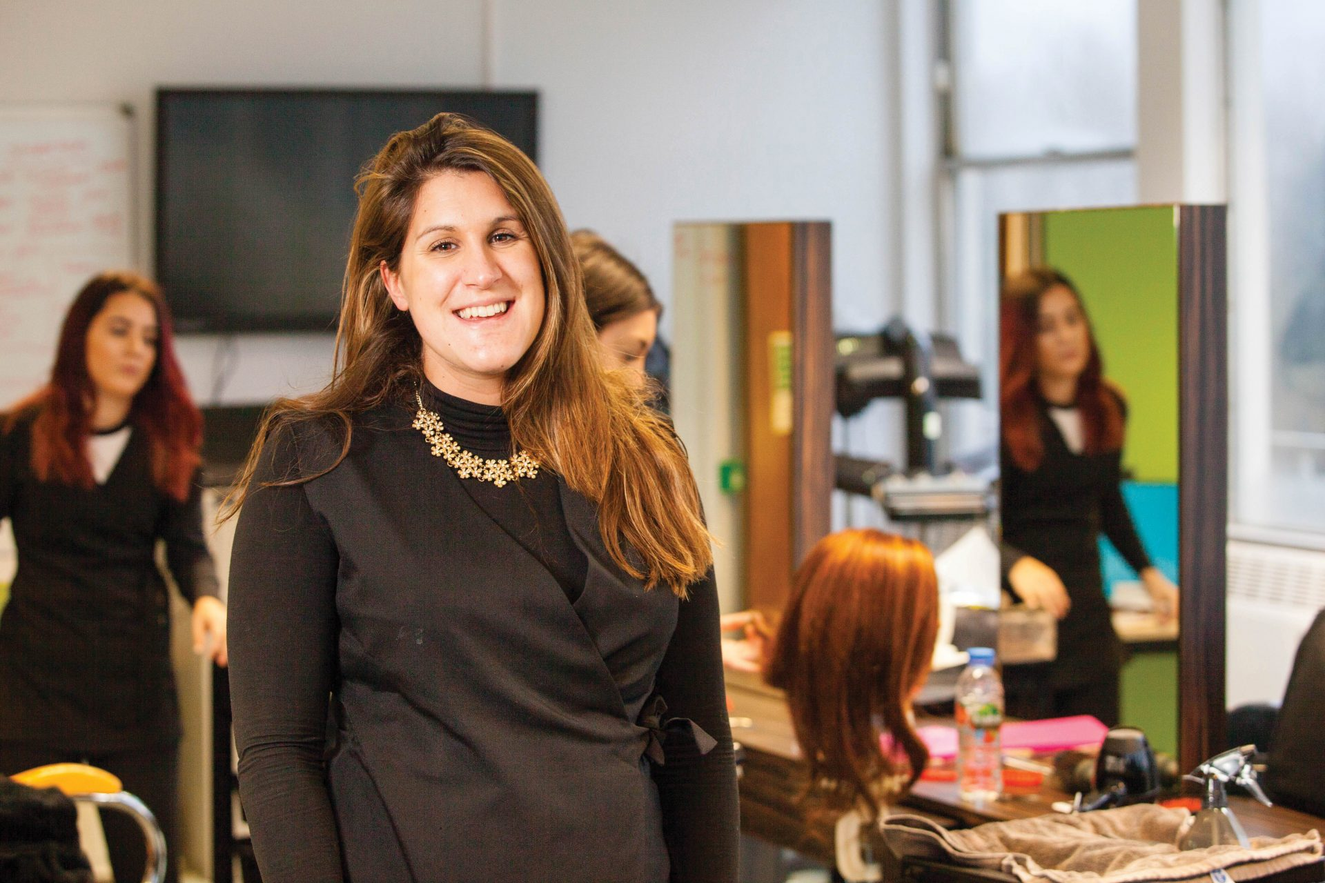 Hairdressing Lecturer Recruitment Event at Cornwall College St Austell