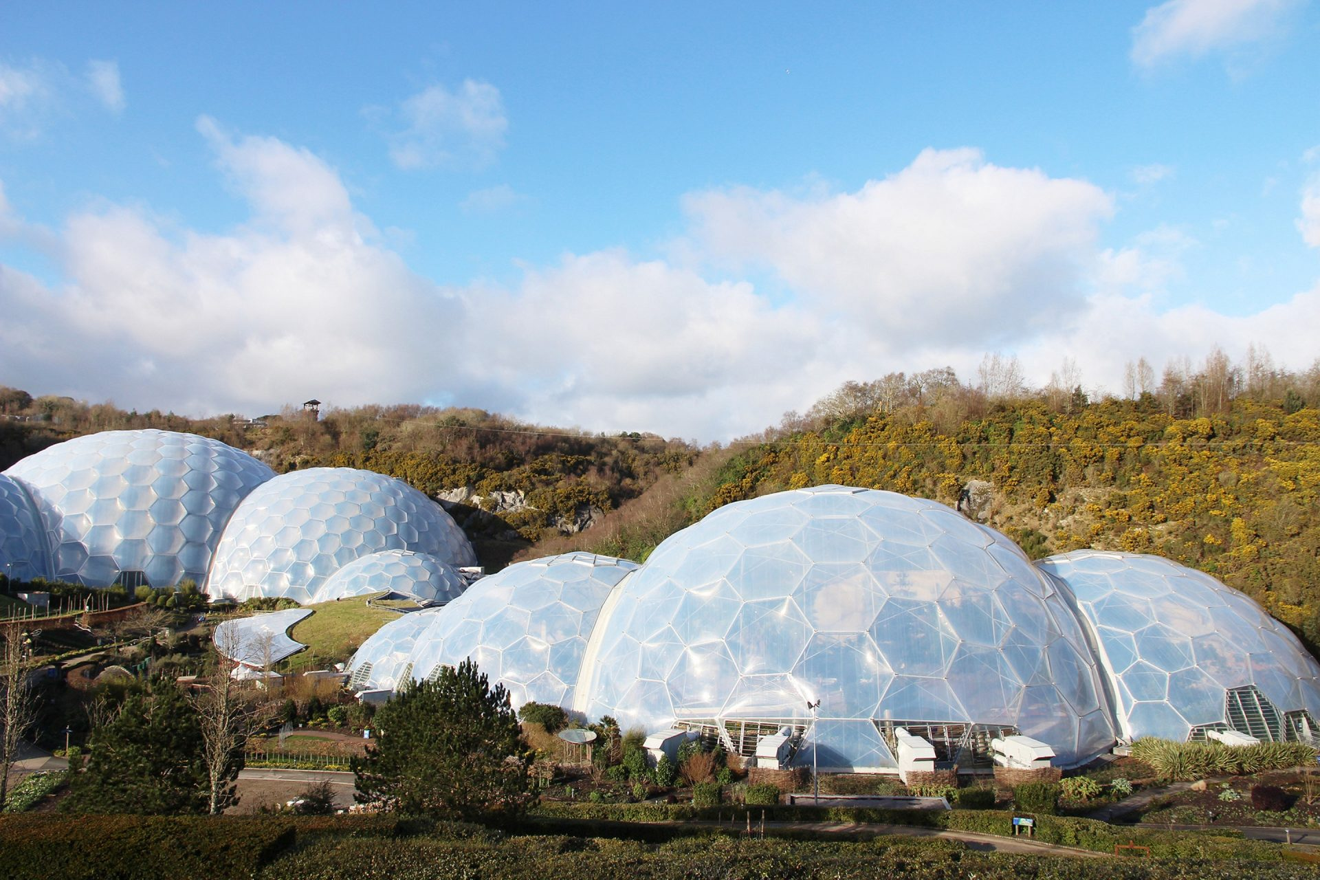 University Open Day at Eden Project – June 2021