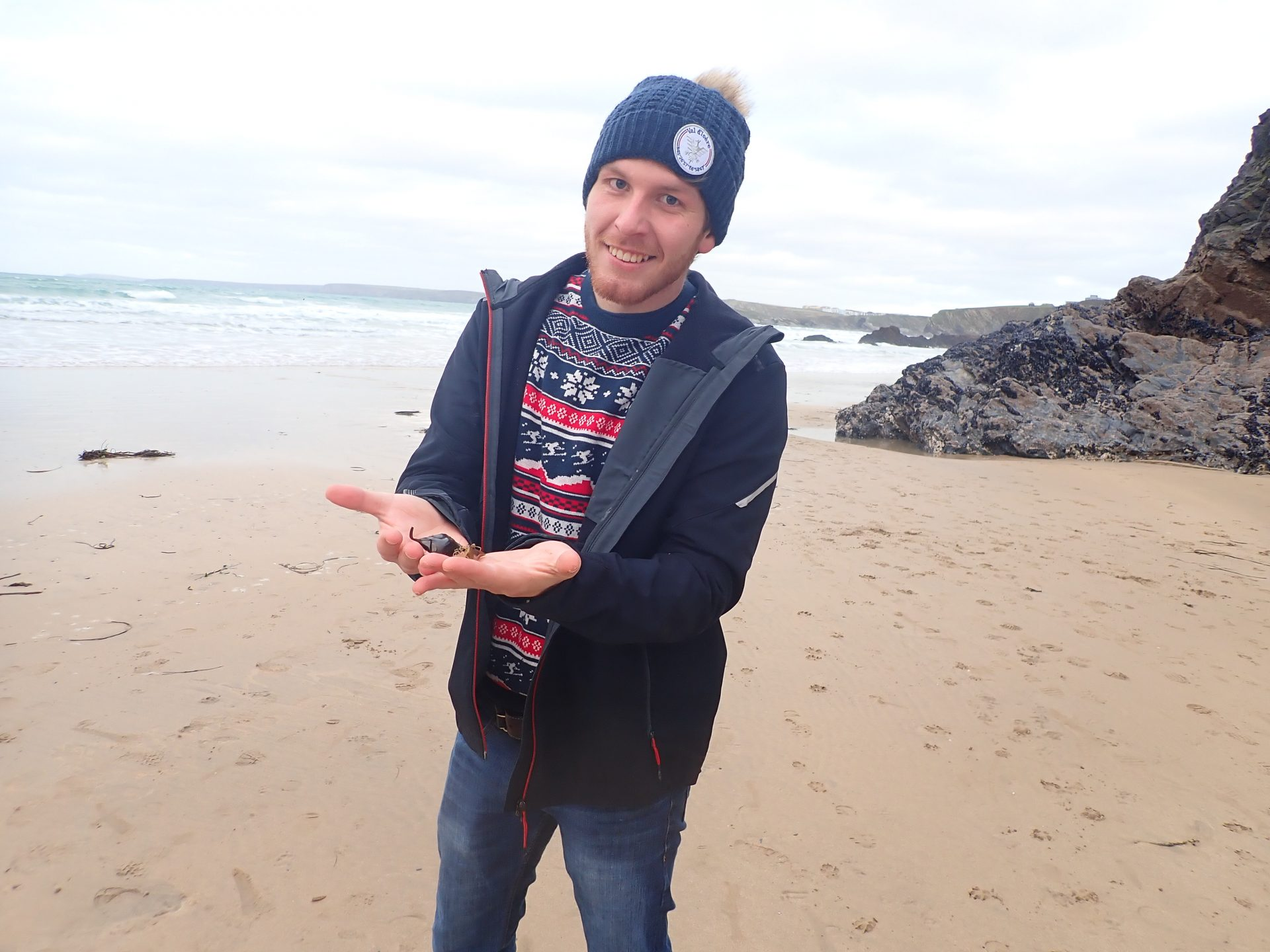Newquay students reach shark app crowdfund target