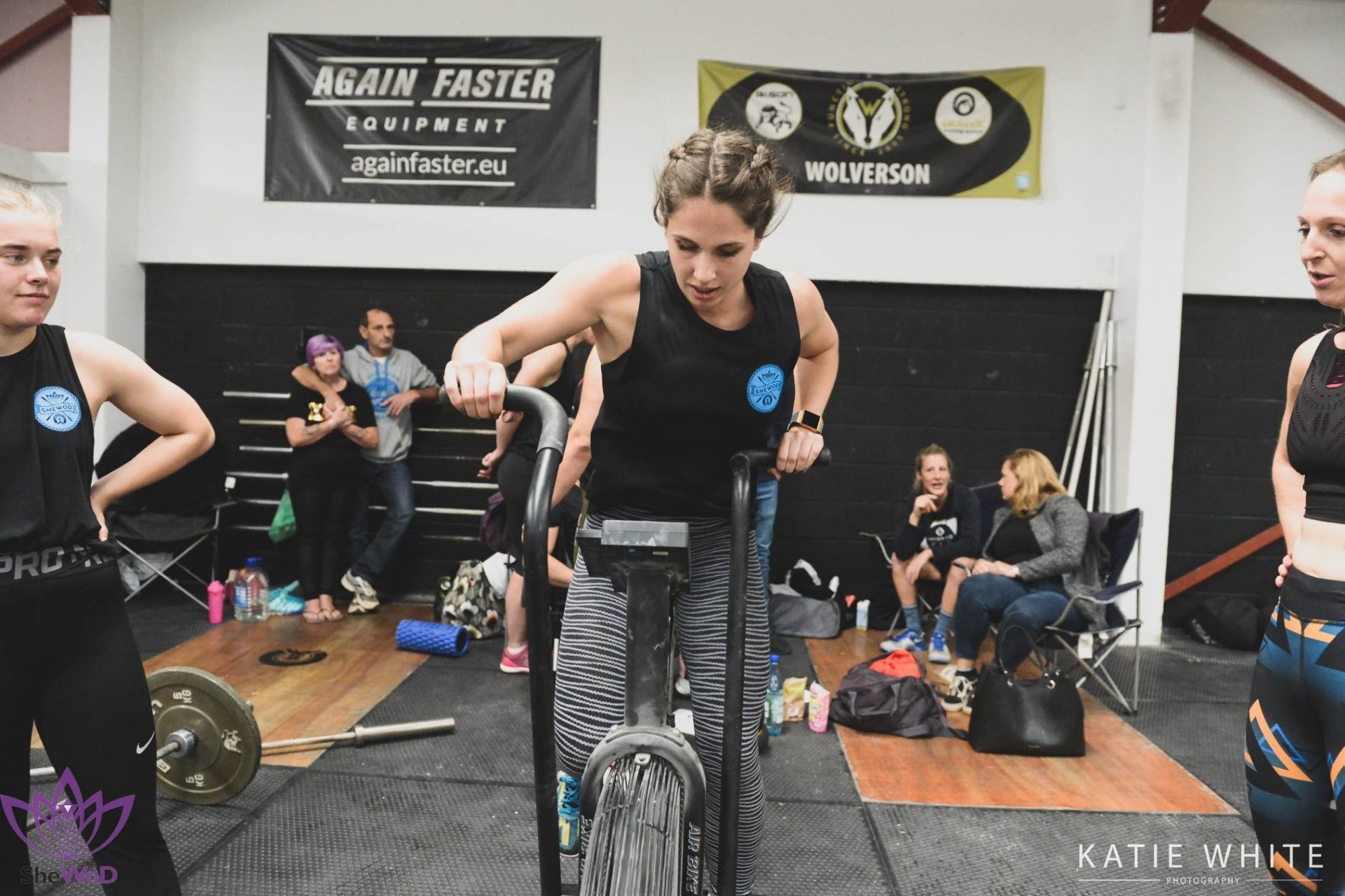 Olympic weightlifting coach joins college teaching team