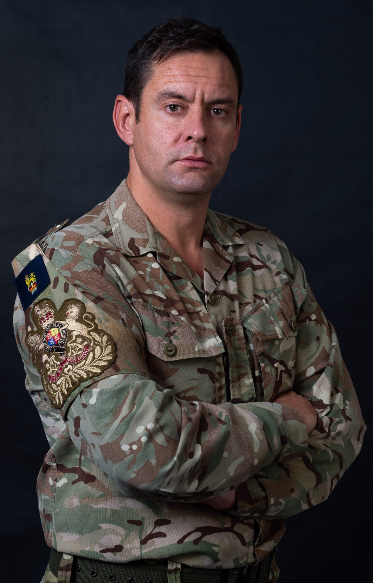 Senior Army Officer returns to Cornwall College to inspire latest student cohort