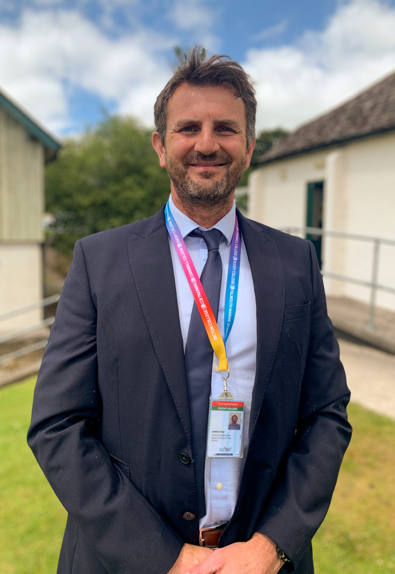 Head of Campus for Duchy College Stoke Climsland