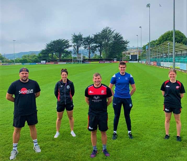 Pirates placement boosting Cornish careers in sport